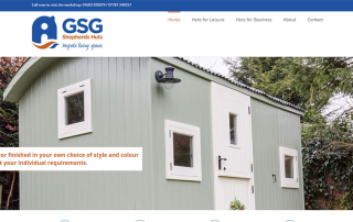 gsg shepherds huts