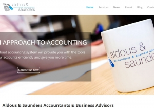 aldous and saunders accountants
