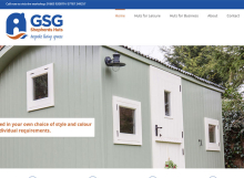 gsg shepherds huts