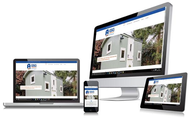 simon hiscox web design