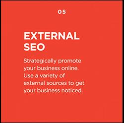external search engine optimisation